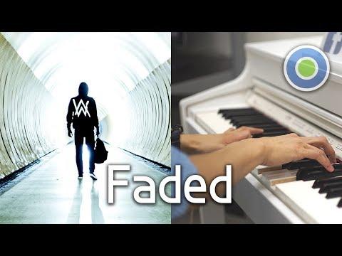 Faded 鋼琴版 (主唱: Alan Walker)
