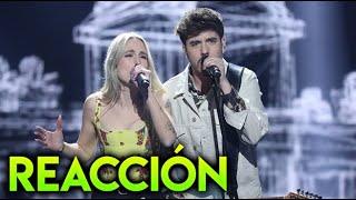 María Y Roi - La Puerta De Alcalá | La Mejor Canción Jamás Cantada | REACCIÓN