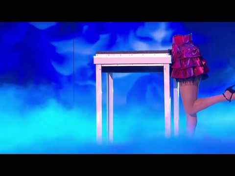 Demian Aditya dibikin mati kutu di america got talent (видео)