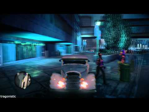 Saints Row 4 Hidden Relic Vehicle Location