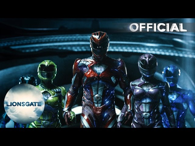 Power Rangers 2017 Official Trailer