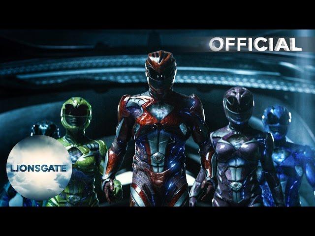 Power Rangers 2017 Official Trailer