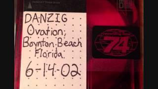 Danzig - Club Ovation, Boynton Beach, FL 2002/06/14