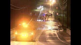 """Breaking """"Virginia Dam Ready To Break"""" 17 Feet Flood Wave / Rex Baer"""