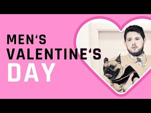 Jak chlapi doopravdy prožívají Valentýna?