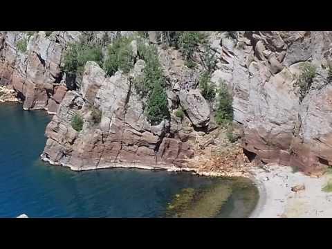 Nemrut Krater Gölü Müthiş Manzara