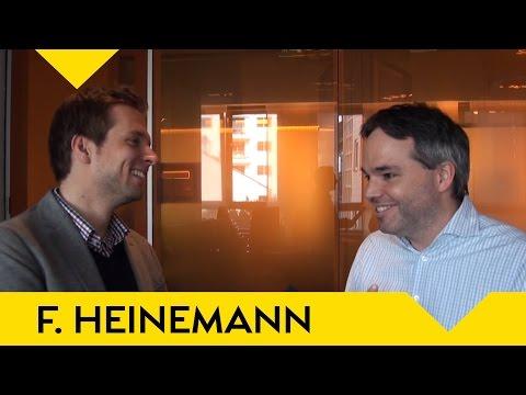 Florian Heinemann über Project A, Rocket und gute Ideen