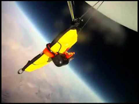 ניסוי מדהים בנפילה מהחלל!