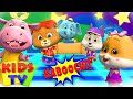 Kaboochi - Dance Song for Kids   Loco Nuts Cartoons   Music for Babies   Kids Tv