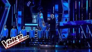 Francois Van Coke & Drakensberg Boys Choir – 'Komma' | Live Shows | The Voice SA | M Net