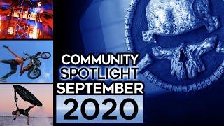 Community Spotlight! September 2020