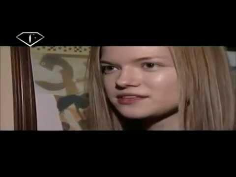 Kasia Struss   Models Talk Fall Winter 2009/2010