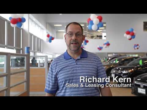 Sales & Leasing Consultant Richard Kern