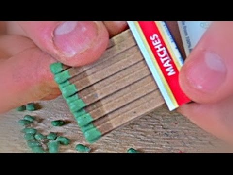 How to Make Fuse from a Straw