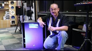 """Full Mackie Thump18s powered Subwoofer Review 1200 watts 18"""" Driver TH-18S"""