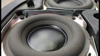 Bose Car Stock Subwoofer