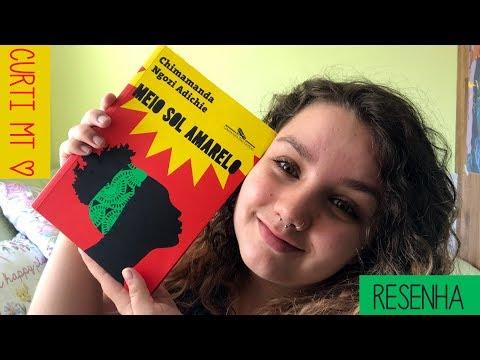 Resenha #30 Meio Sol Amarelo, de Chimamanda Ngozi Adichie