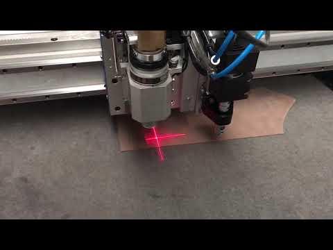 Планшетные режущие плоттер изготовление кожаного ремешка