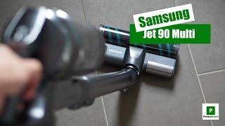 Samsung Jet 90 Multi - ausgepackt, zusammengesteckt und geputzt | Deutsch