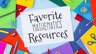 Favorite Math Resources