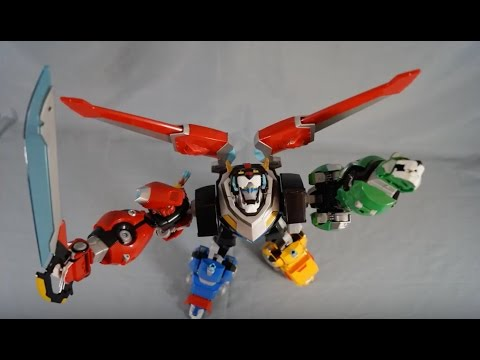Download Voltron Legendary Defender Combining Figures Review HD Mp4 3GP Video and MP3