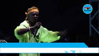 Shatta Wale's 'super hot' performance makes fans go crazy at VGMA Xperience Concert