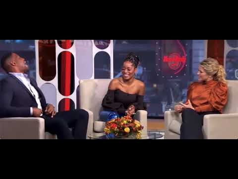 Keke Palmer Shut Big Mike All The Way Down   Micheal Strahan Looks Dumb for Asking