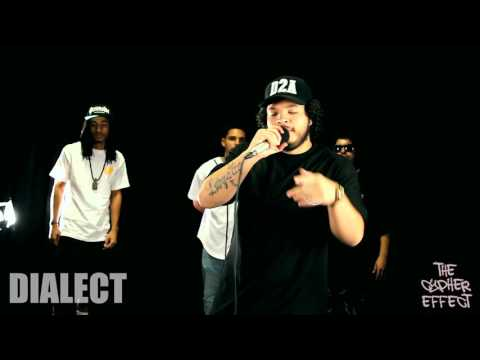 The Cypher Effect - Zeek UC / Sweezy Mac / Dialect / Stevie Dub / Slum The Resident