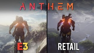 Anthem E3 vs Retail | Direct Comparison