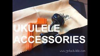 Got A Ukulele Beginners Tips - The Essential Ukulele Accessories