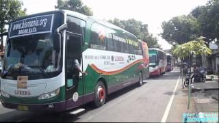 Convoy 40 An Bus Jambore Nasional 6 Bismania Community Di Jepara