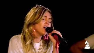 Miley Cyrus - Malibu - Grammy Academy