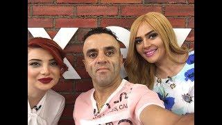"""Uzeyer Novruzov in Xezer TV  Azerbaijan """"Xəzərin Səhəri"""" verilişi"""