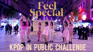 """[KPOP IN PUBLIC CHALLENGE] TWICE """"FEEL SPECIAL"""" - Dance cover by Move Nation from Belgium"""