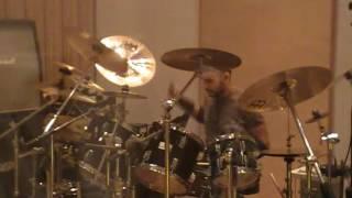 "Arkan Drums Recording Session ""Origins"""