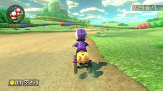 SNES Donut Plains 3 - 1:13.743 - NvK◇ダニー (Mario Kart 8 World Record)