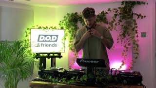 D.O.D - Live @ Axtone 15 House Party 2020