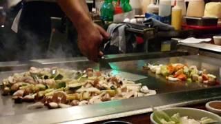 대단한 미국에 한 식당... 불쇼 쩐닼ㅋ