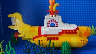 LEGO The Beatles Yellow Submarine
