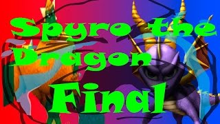 "Spyro The Dragon - ""Final"" - Las malditas Roms u.u"