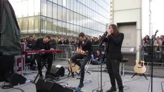 Archive - Distorted Angels (live acoustic @ mk2 Bibliothèque - 03 juin 2014)