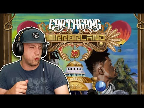 EARTHGANG - Mirrorland FULL ALBUM REACTION and REVIEW!