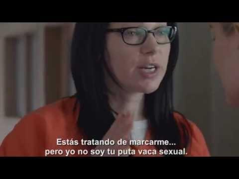 Orange Is The New Black - Season 3 3x03 Piper & Alex Scenes Part 2/4 SUBTITULADO ESPAÑOL
