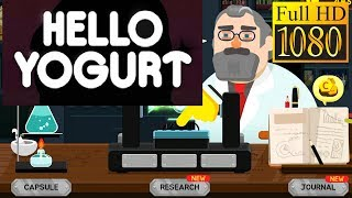 Hello Yogurt Game Review 1080P Official Loadcomplete