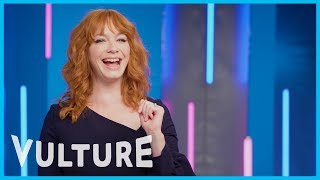 Christina Hendricks And Retta Play The Newlywed Game
