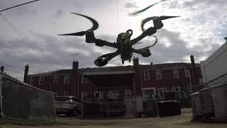 LILY FPV Drone Maiden Flight