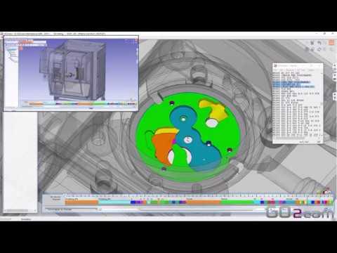 GO2cam V6.05 für die Uhrenindustrie 3/3