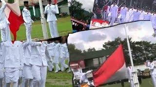 Inilah 8 Insiden Tragis dan Memalukan saat Pengibaran Bendera, Dari Pingsan hingga Celana Melorot