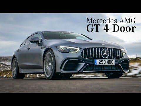 External Review Video QBr_dKvo55o for Mercedes-AMG GT 4-Door Coupe Sedan (X290)