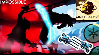 Shadow Fight 2 Special Edition. Completing Incubator Tournament with Shocker Claws on IMPOSSIBLE!